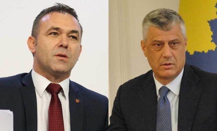Selimi shpreson se nuk do t'i konfirmohet aktakuza Thaçit