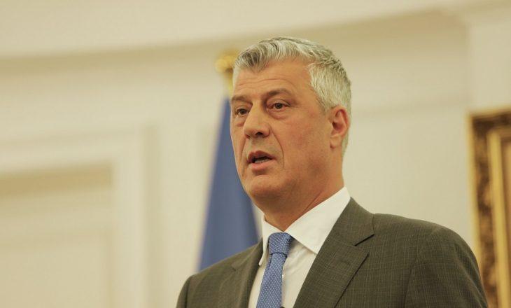 Thaçi cakton datën e zgjedhjeve në Podujevë e Mitrovicën e Veriut