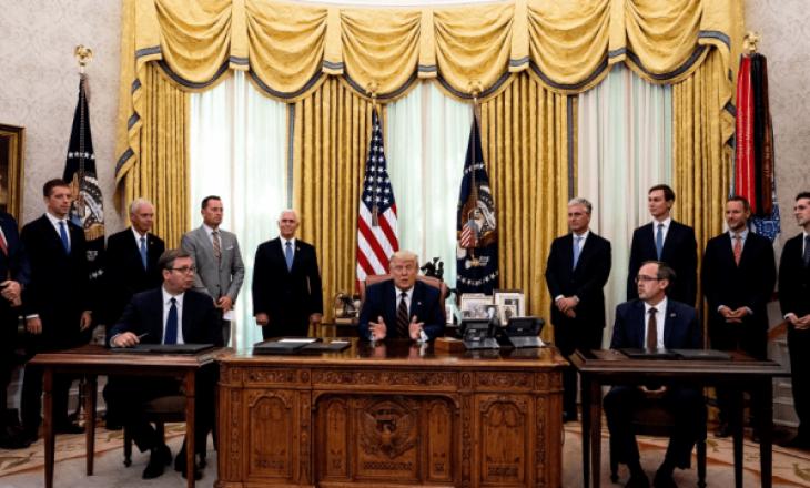 Trump në fushatë zgjedhore përmend marrëveshjen e 4 shtatorit: Jam nominuar për çmim Nobel