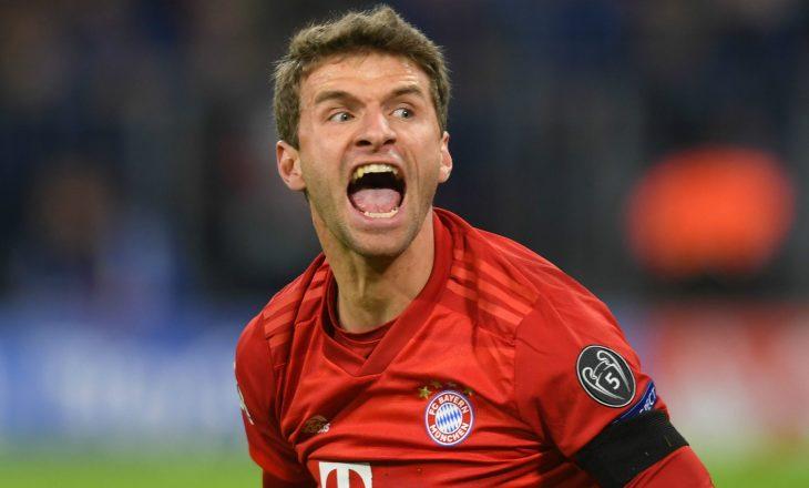 Muller i lumtur me dërgimin e Bayern-it në finale, por qëllimi është të triumfojnë