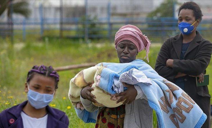 Afrikë, shifra e vdekjeve nga Covid-19 shkon në 40 mijë