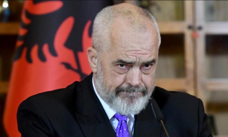 """Dega e VV-së në Shqipëri akuzon Edi Ramën për """"tradhëti Kombëtare"""""""