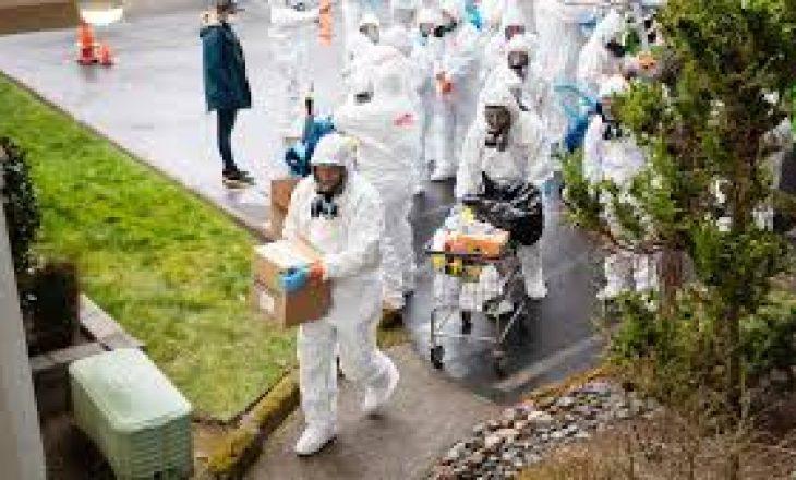 SHBA, gjatë 24 orëve të fundit shënohen 1.068 viktima nga Covid-19