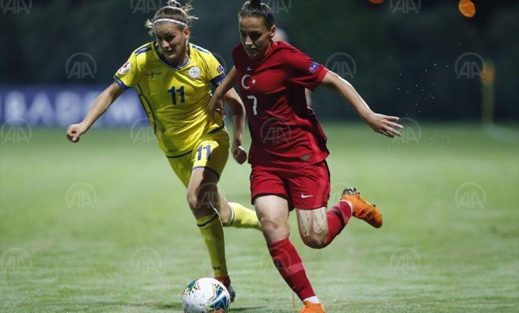 Vashat kosovare barazojnë pa gola me Turqinë