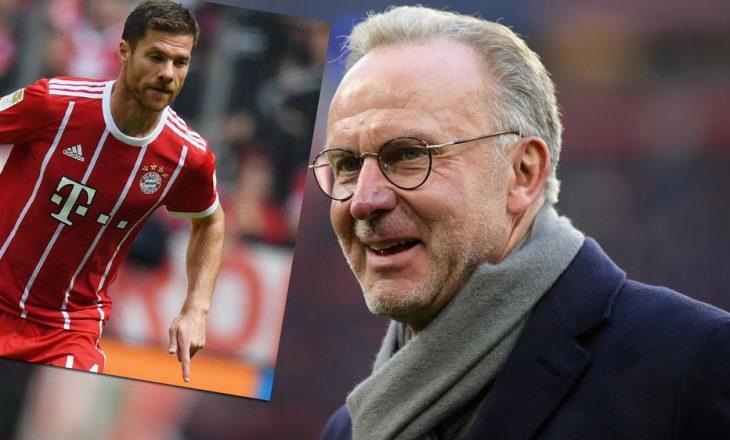 Xabi Alonso mund të bëhet trajner i Bayern Munchen