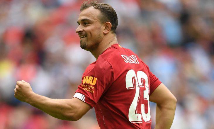Shaqiri nesër udhëheqë Zvicrën në ndeshjen kundër Spanjës