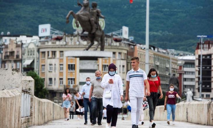 Maqedoni e Veriut: 28 vdekje të reja pasojë e COVID-19