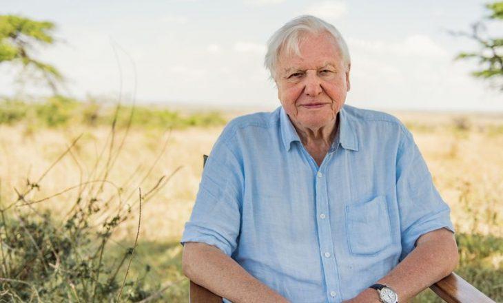 David Attenborough i zemëruar me kompaninë e vajit të kanabisit që pretendon të jetë e tij