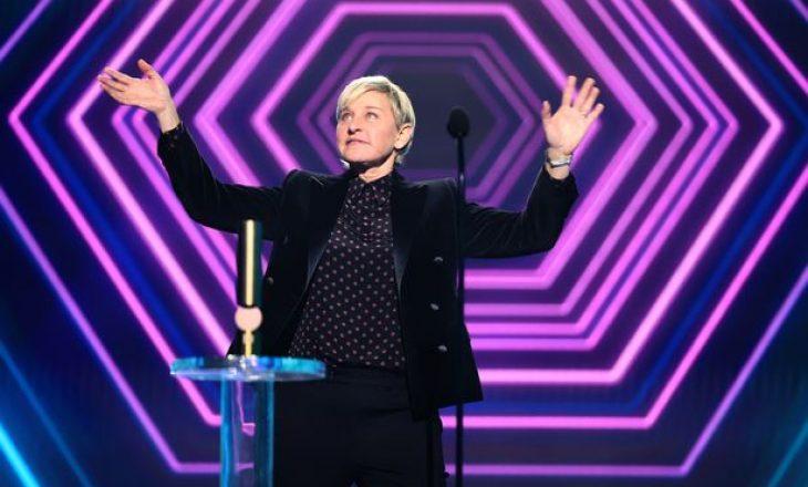 The Ellen DeGeneres Shoë fiton në People Choice Award, pavarësisht atmosferës toksike