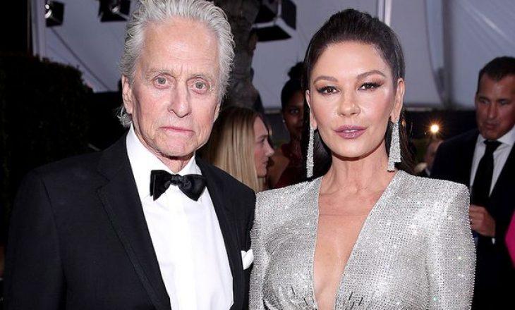 Martesa e Catherine Zeta – Jones dhe Michael Douglas dhe përcipecitë që të dy i tejkaluan