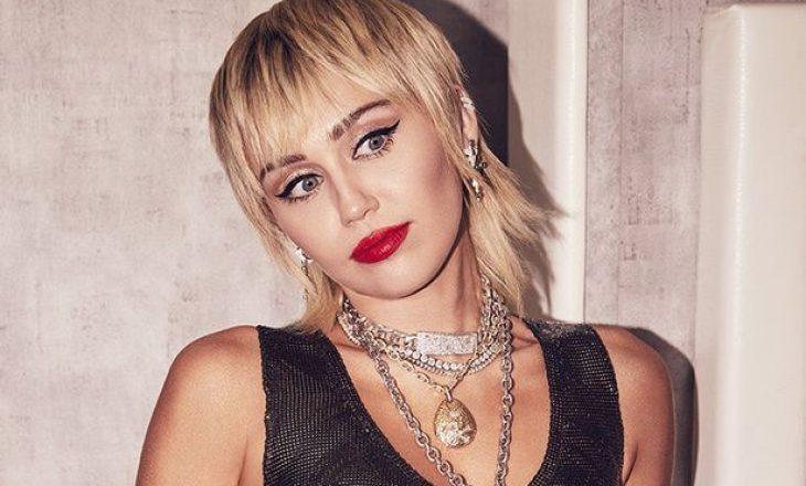 Miley Cyrus thotë se 'e dinte që kishte arritur suksesin', kur zbuloi se Cher e urrente