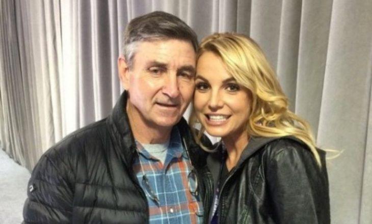 Britney Spears është e frikësuar nga babai i saj