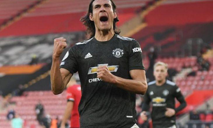 Manchester United përmbys Southampton, fiton në fund