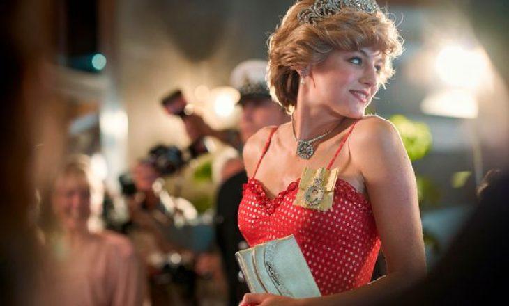 Aktorja që portretizon Princeshën Diana kishte kërkuar që problemet e saj me buliminë të jenë pjesë e serialit