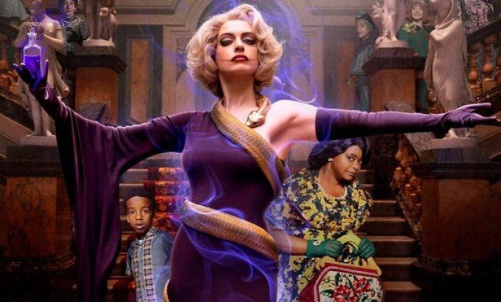 Anne Hathaway reagon ndaj kritikave të filmit The Witches