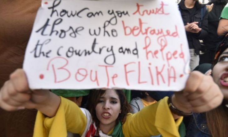Algjeri: Votimi për t'i dhënë fund pandershmërisë