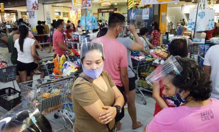 Filipinet goditen nga një prej prej stuhive më të fuqishme