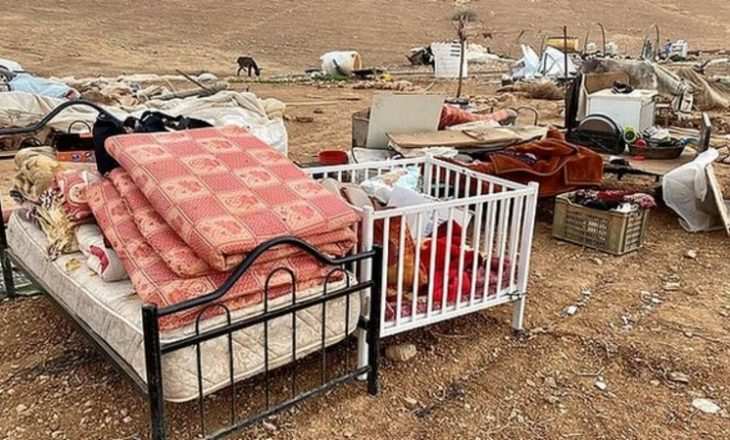Izraeli kritikohet për shembjen masive e shtëpive palestineze