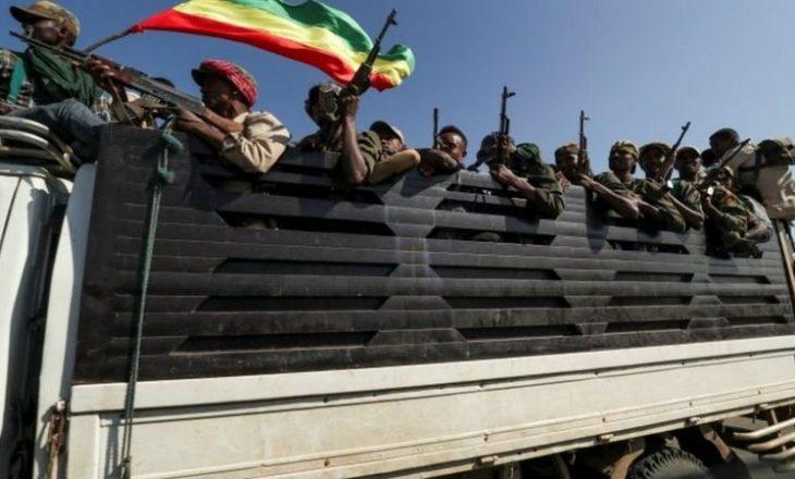 Kryeministri i Etiopisë akuzon forcat e Tigray për masakër civile