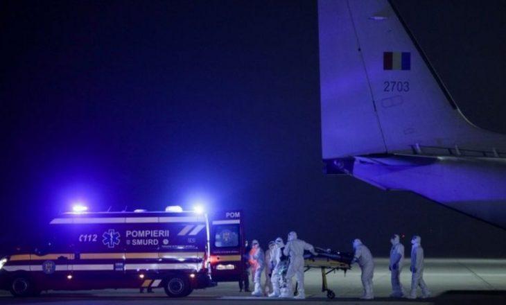Doktori heroik romun dërgohet për trajtim në Belgjikë pasi shpëtoi pacientët nga zjarri