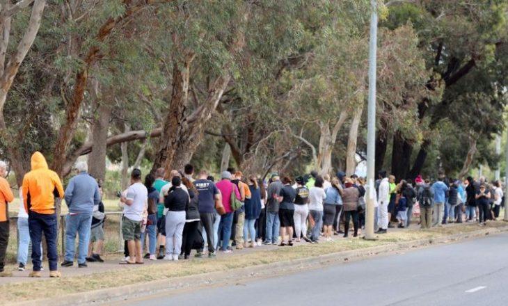 Australia Jugore alarmohet për shkak të shpërthimit të parë të Covid pas muajsh