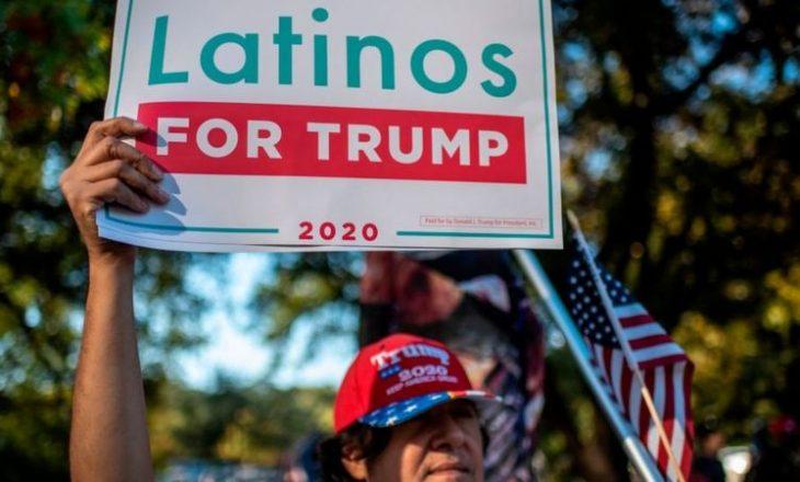 Pse Trump iu rrit mbështetja nga komunitetet me ngjyrë