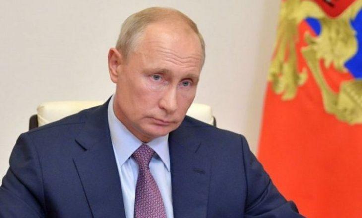 Rusia mbron Putinin nga përndjekja penale