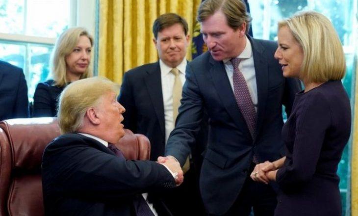 Donald Trump shkarkon nga puna drejtorin e Agjencisë së Sigurisë Kibernetike