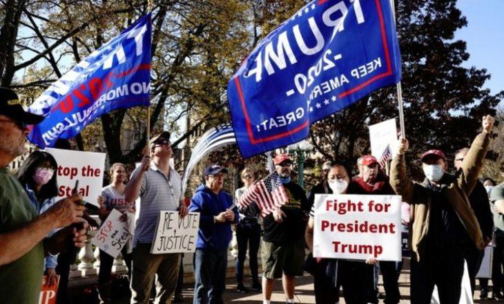 Trump kërkon rinumërim të votave në Wisconsin