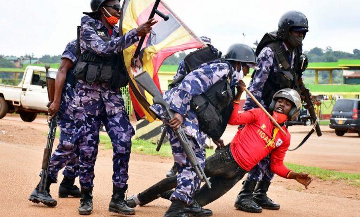 Gjatë protestave për Bobi Wine, humbin jetën 16 persona në Uganda