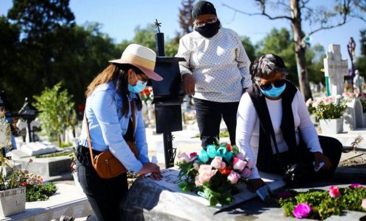 Meksika tejkalon numrin prej 100,000 vdekjes nga Covid