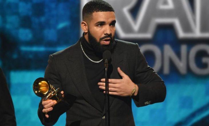 Drake kërkon që Grammy-t të zëvendësohen