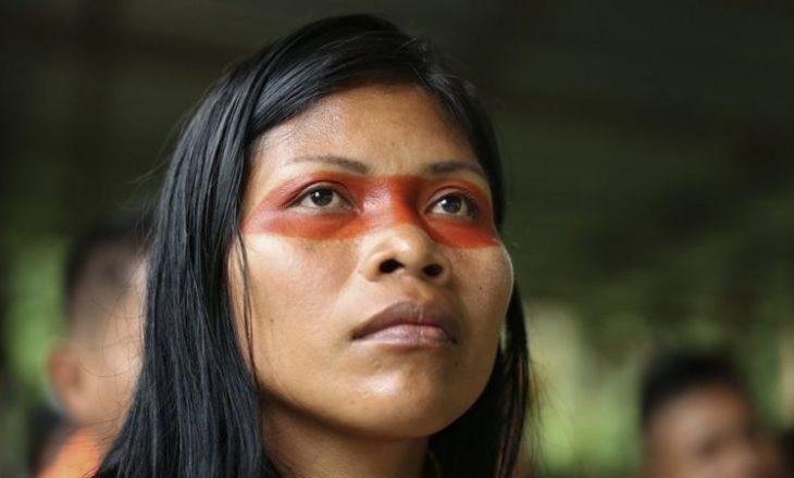Nemonte Nenquimo: Udhëheqësja indiane që konsiderohet 'heroinë e mjedisit'