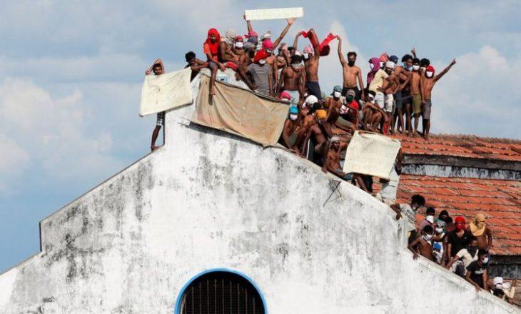 Tetë të vdekur nga protesta e burgut në Sri Lanka