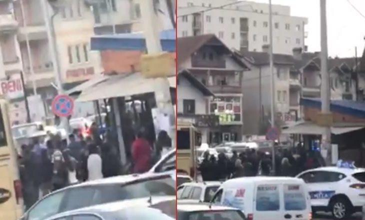 Një muaj paraburgim për tre të dyshuarit lidhur me sulmin ndaj policëve në Fushë Kosovë