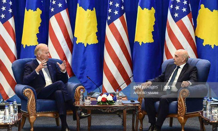Mustafa per Biden: Amerika bëri zgjidhjen e merituar
