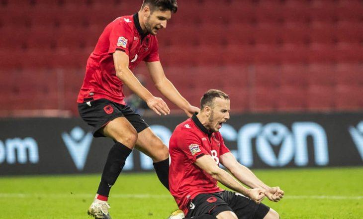 Shqipëria mposht Kazakistanin, ëndërron vendin e parë në grup