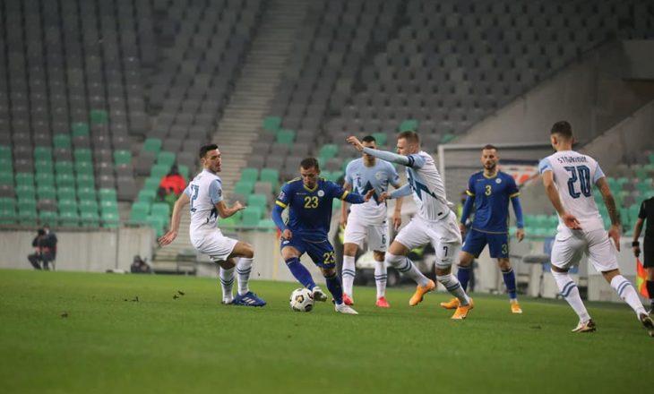 Mbyllet pjesa e parë pa gola në Lubjanë