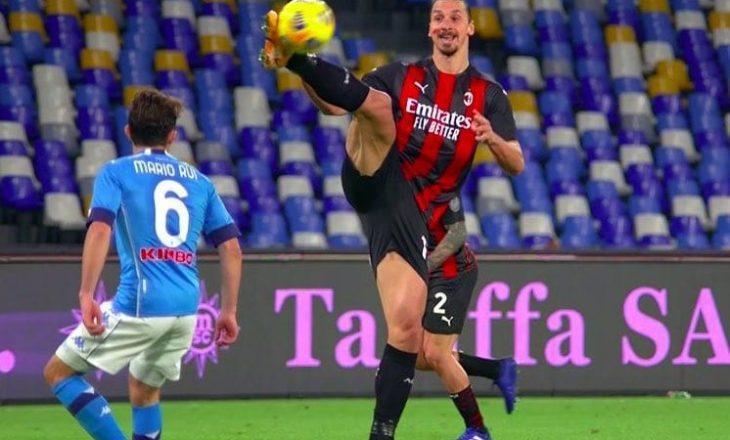 """Milan mposht Napolin në """"San Paolo"""""""