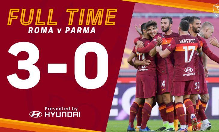 Serie A: Roma fiton lehtësisht, Inter fiton me përmbysje