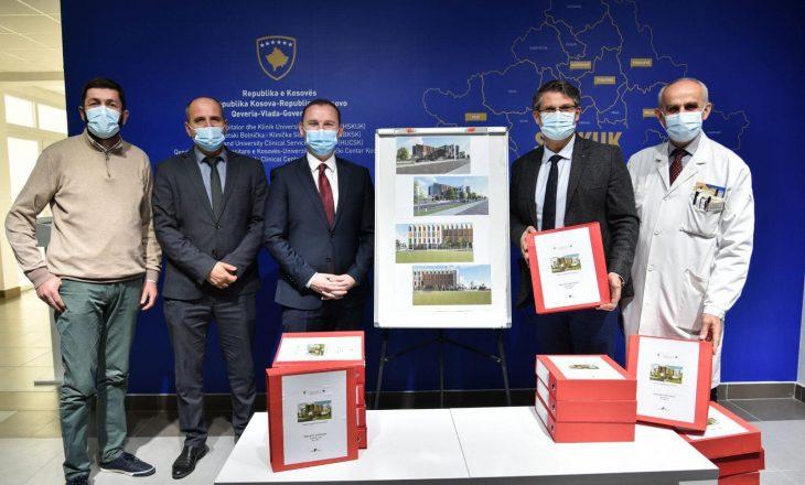 Zemaj prezanton projektin për ndërtimin e spitalit në Podujevë