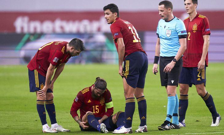Ramos do të mungojë për Realin ndaj Inter në Champions League