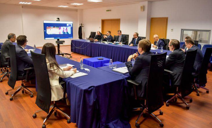 BE-ja vlerëson angazhimin e Kosovës për dialog me Serbinë