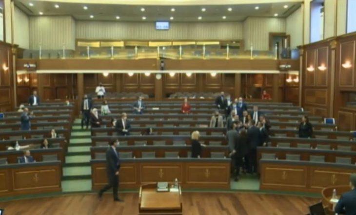 Përrplasje mes LVV-së dhe LDK-së në Kuvend