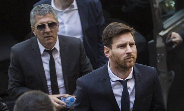 Babai i Messi-t mohon kalimin e djalit të vet te PSG