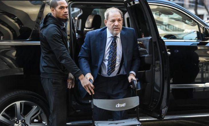 Harvey Weinstein dyshohet të jetë infektuar me Covid