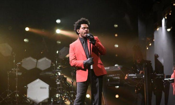 The Weeknd akuzon Grammy për korrupsion