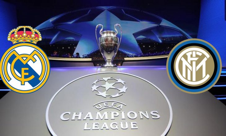 Real Madrid vs Inter, formacionet zyrtare