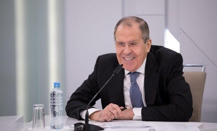 Lavrov: Armenia konfirmon marrëveshjen e Nagorno – Karabakhut