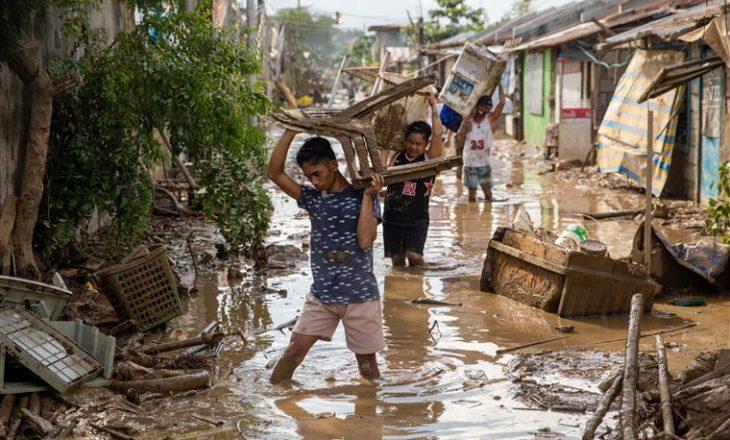 Shkon në 53 numri i viktimave nga përmbytjet në Filipine